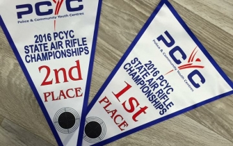 Full colour pennants - PCYC