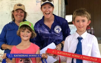Katherine Horse and Pony Club, photo credit Alison Ross