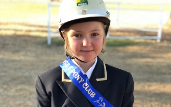 Photo credit: Alison Ross - Katherine Horse and Pony Club