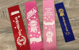 Sports Ribbons - Customised