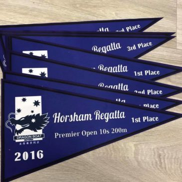 Triangular Pennants